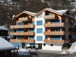 Bellaria, hotel in Blatten bei Naters
