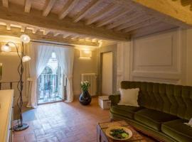 My House Cortona on the theater square, apartment in Cortona