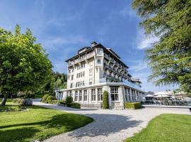 Grand Hôtel des Rasses – hotel w mieście Les Rasses