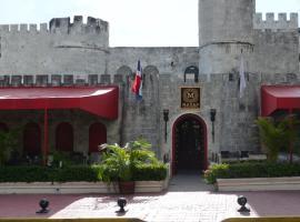 Mauad Hotel Boutique, hotel in Santo Domingo