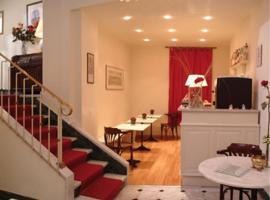 Piccolo Hotel Puccini, отель в Лукке