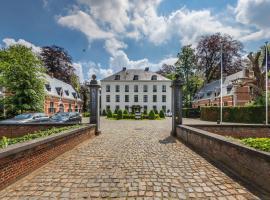 Hotel Kasteel Solhof, hotel in Aartselaar