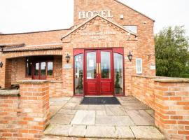 OYO White Horse Lodge Hotel, hotel near Lightwater Valley Theme Park, Thirsk