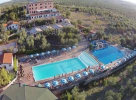 Villaggio Mare Blu, resort village in Vieste