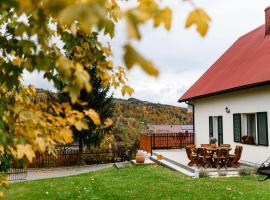 Dom Panorama – dom wakacyjny w Wiśle