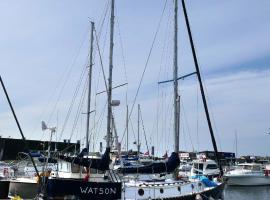 Bateau Watson Accueillant & Chaleureux, boat in Ouistreham