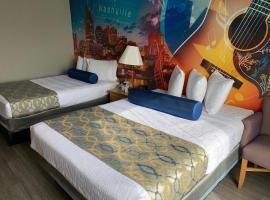 Ramada by Wyndham Nashville/Music Valley, hotel in Nashville