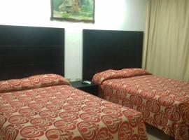 HOTEL NIETO EXPRESS, hotel con parking en Matamoros