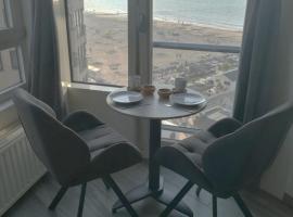 WAW vakantie appartement, hôtel à Westende
