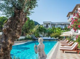 Iniohos Hotel (ex Apollo), hotel in Argassi