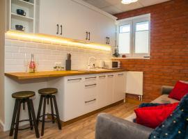 Main Street Chłodna Apartment, apartment in Suwałki