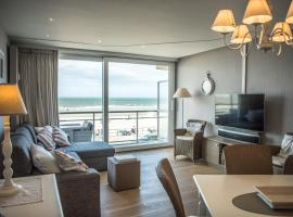 Residentie Helix Zeezicht, accessible hotel in Middelkerke