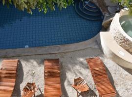 Hotel Zamna Boutique, hotel in Mérida