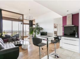 Loft Triangle comedie, luxury hotel in Montpellier