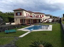 Casa de Água D'Alto - Lugar da Praia, hotel em Vila Franca do Campo