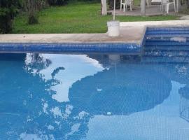 Villa kosniin, homestay in Tecolutla
