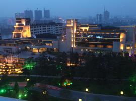 Fushun Friendship Hotel, отель в городе Fushun