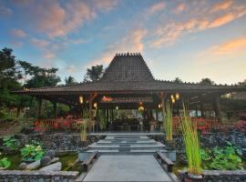 Amata Borobudur Resort, family hotel in Borobudur