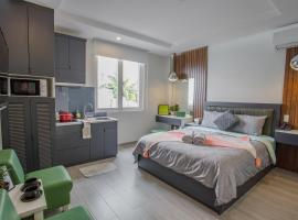 Magnolia's Saigon Serviced Apartment, hotel in Ho Chi Minh City