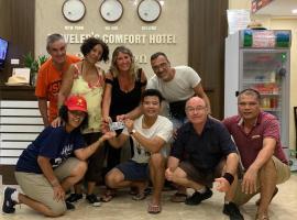 하롱에 위치한 호텔 Traveler's Comfort Hotel