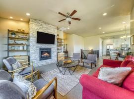 Snow Canyon View: Paradise Village #46, vacation home in Santa Clara