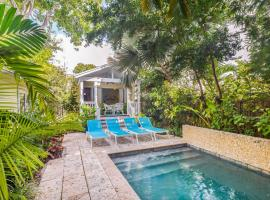 Bahama House, holiday home in Key West