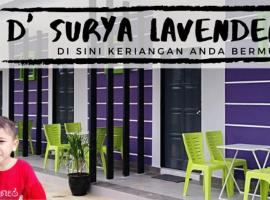 D' Surya Lavender Inn, inn in Pantai Cenang