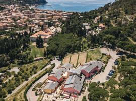 Park Hotel Argento, hotel in Levanto