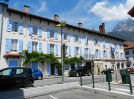 Hotel du Mont Blanc, hotel near Saint-Gervais-Les-Bains Thermal Baths, Sallanches
