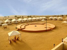 Exotic Luxury Camps, luxury tent in Jaisalmer