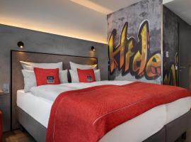 the niu Hide, hotel in Berlin