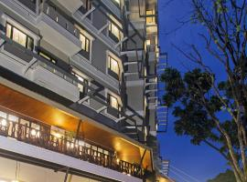 Sukajadi Hotel, Convention and Gallery, hotel in Bandung