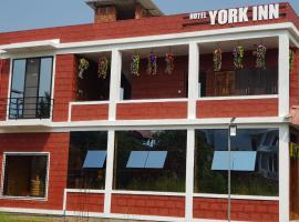 Hotel York Inn, hotel in Alibaug
