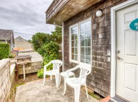 Beaches Inn | Puffins Place Cabana, vacation rental in Cannon Beach