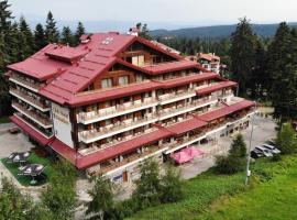 Клуб Хотел Янакиев, хотел в Боровец