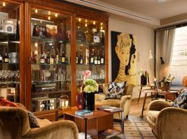 Hotel De' Ricci - Small Luxury Hotels of the World, hotel adaptado en Roma