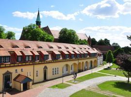 Zentrum Kloster Lehnin, hotel in Lehnin