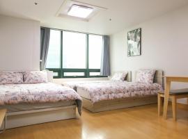 Eve Hongdae、ソウルのアパートメント