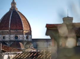 Residenza Conte di Cavour & Rooftop, hotel a Firenze