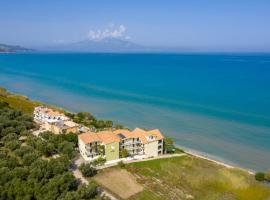 Sea View Hotel, hotel near Shipwreck Beach, Alykes