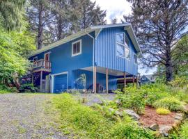 Ocean and Forest, vacation rental in Cannon Beach