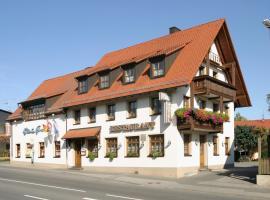Blaue Grotte & Frankenhotel, hotel near Schloß Weißenstein, Debring