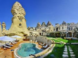 Aza Cave Cappadocia, отель в Гёреме