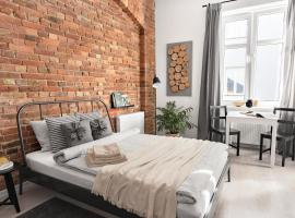 HARBOR coffee&stay, apartment in Katowice
