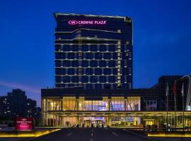 Crowne Plaza Chengdu Wenjiang, hotel in Chengdu