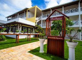 Brisamar Hotel Pousada, accessible hotel in Barra de São Miguel