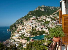 Albergo California, hotel in Positano