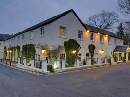 Best Western Eglinton Arms Hotel, hotel near King's Theatre Glasgow, Eaglesham