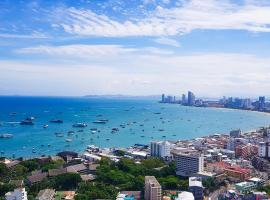 Unixx South Pattaya Hi BayView, hotel near Pattaya Viewpoint, Pattaya South