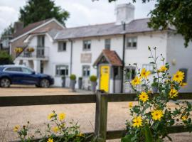 Cottage Lodge Hotel, hotel in Brockenhurst